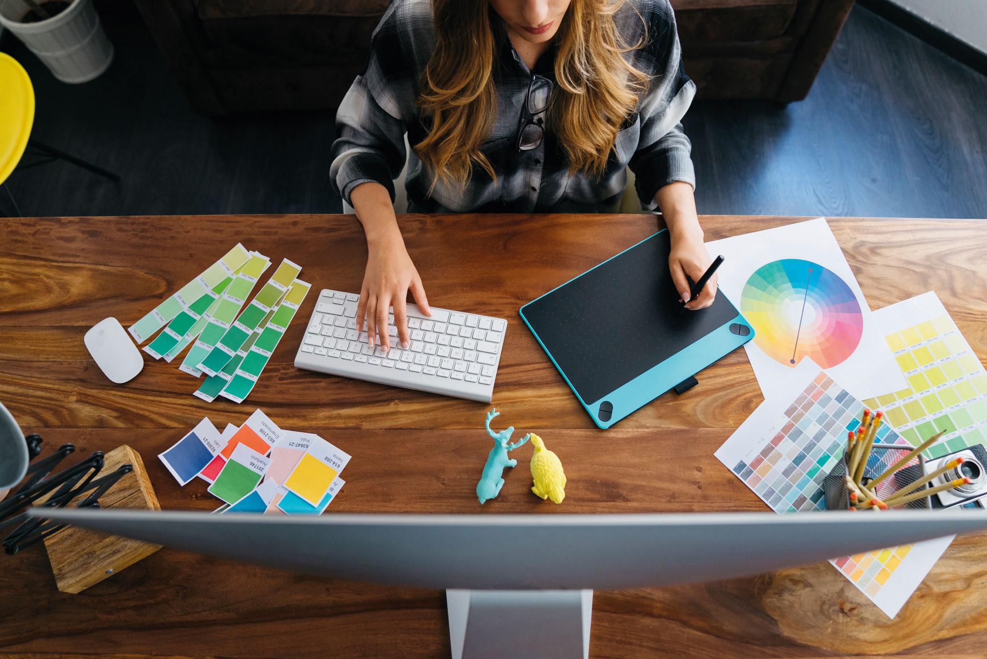 10 choses à éviter en design