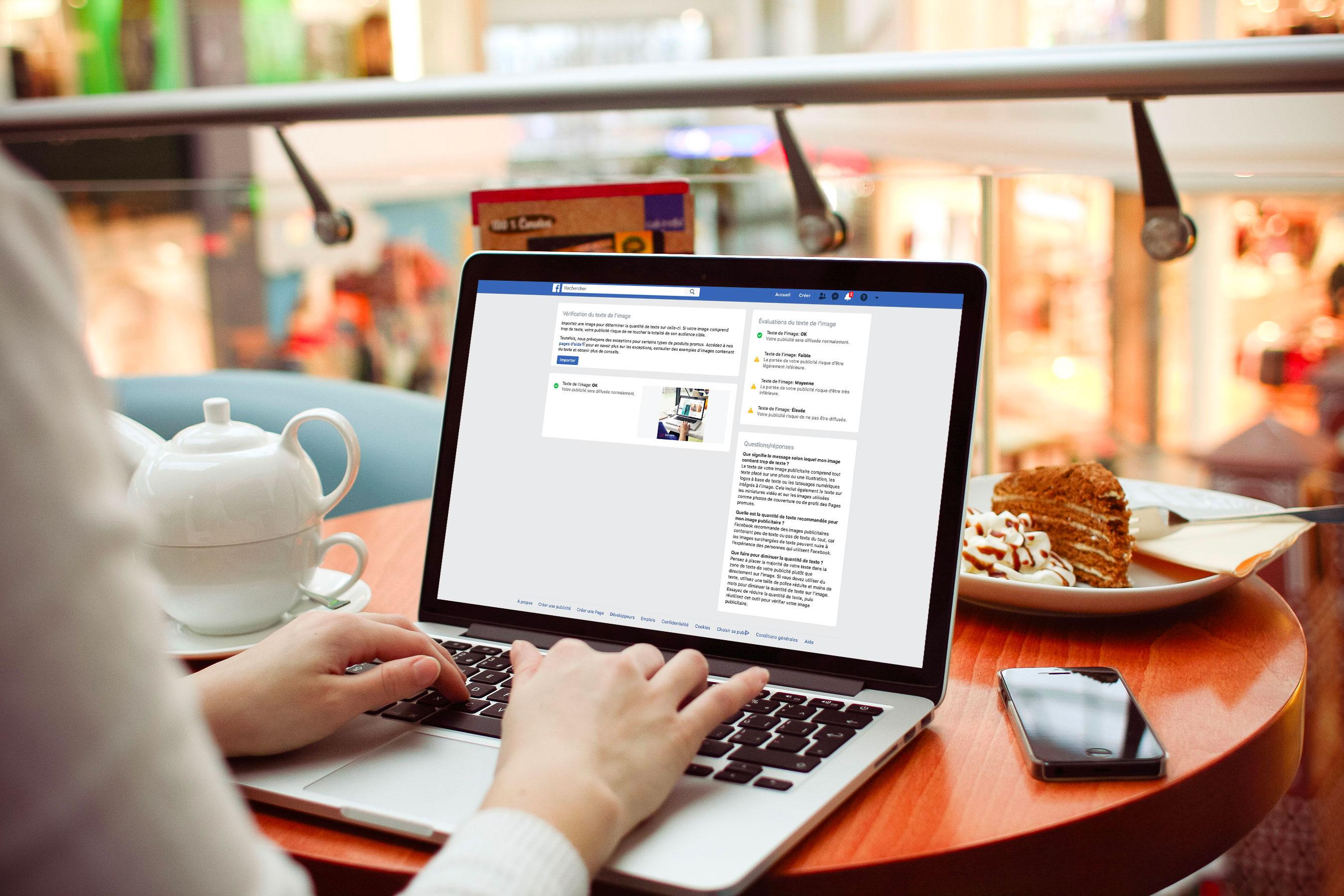 Comment valider le visuel d'une publicité Facebook?