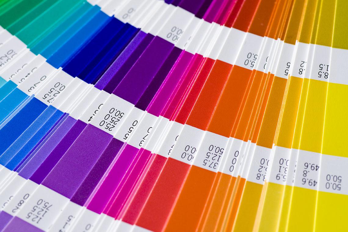 L'impact des couleurs sur votre message selon votre secteur d'activité